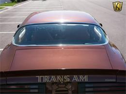 Picture of 1978 Pontiac Firebird Trans Am located in Kenosha Wisconsin Offered by Gateway Classic Cars - Milwaukee - LBDU