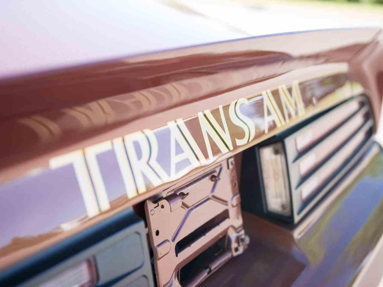 Large Picture of '78 Firebird Trans Am - LBDU