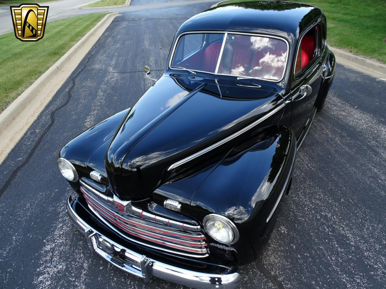 Large Picture of 1946 Ford Coupe located in Crete Illinois Offered by Gateway Classic Cars - Chicago - LBDX