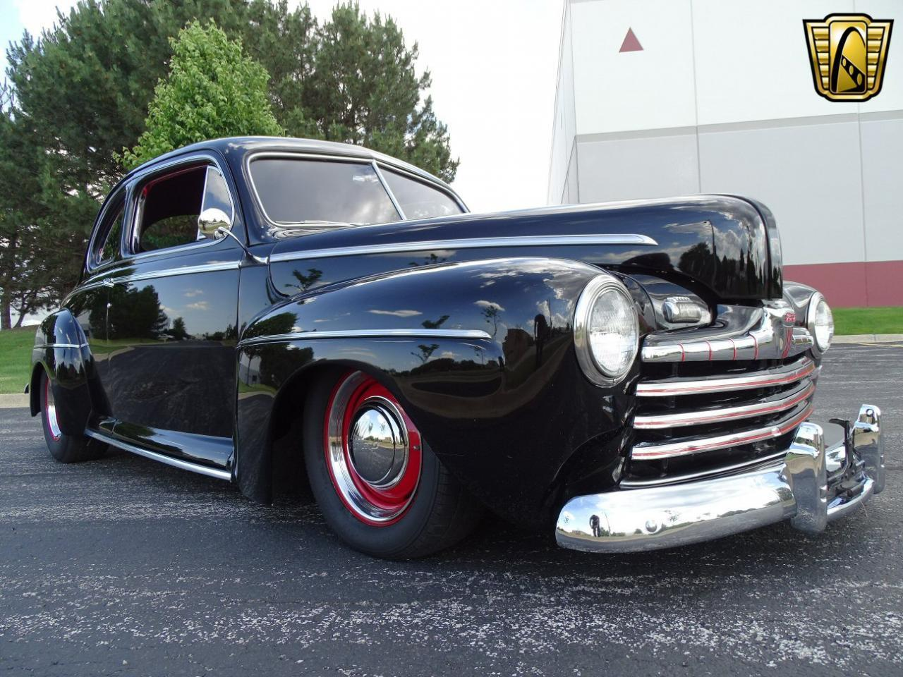 Large Picture of 1946 Ford Coupe located in Illinois - LBDX