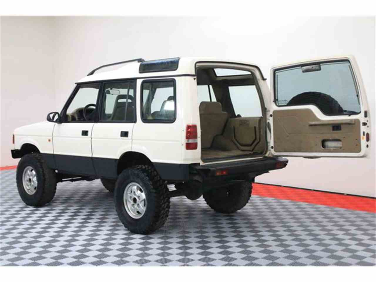 1995 Land Rover Discovery for Sale | ClassicCars.com | CC-994541