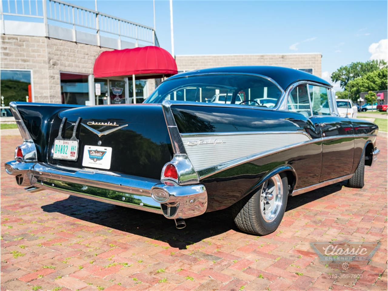 Large Picture of '57 Bel Air - LBEW