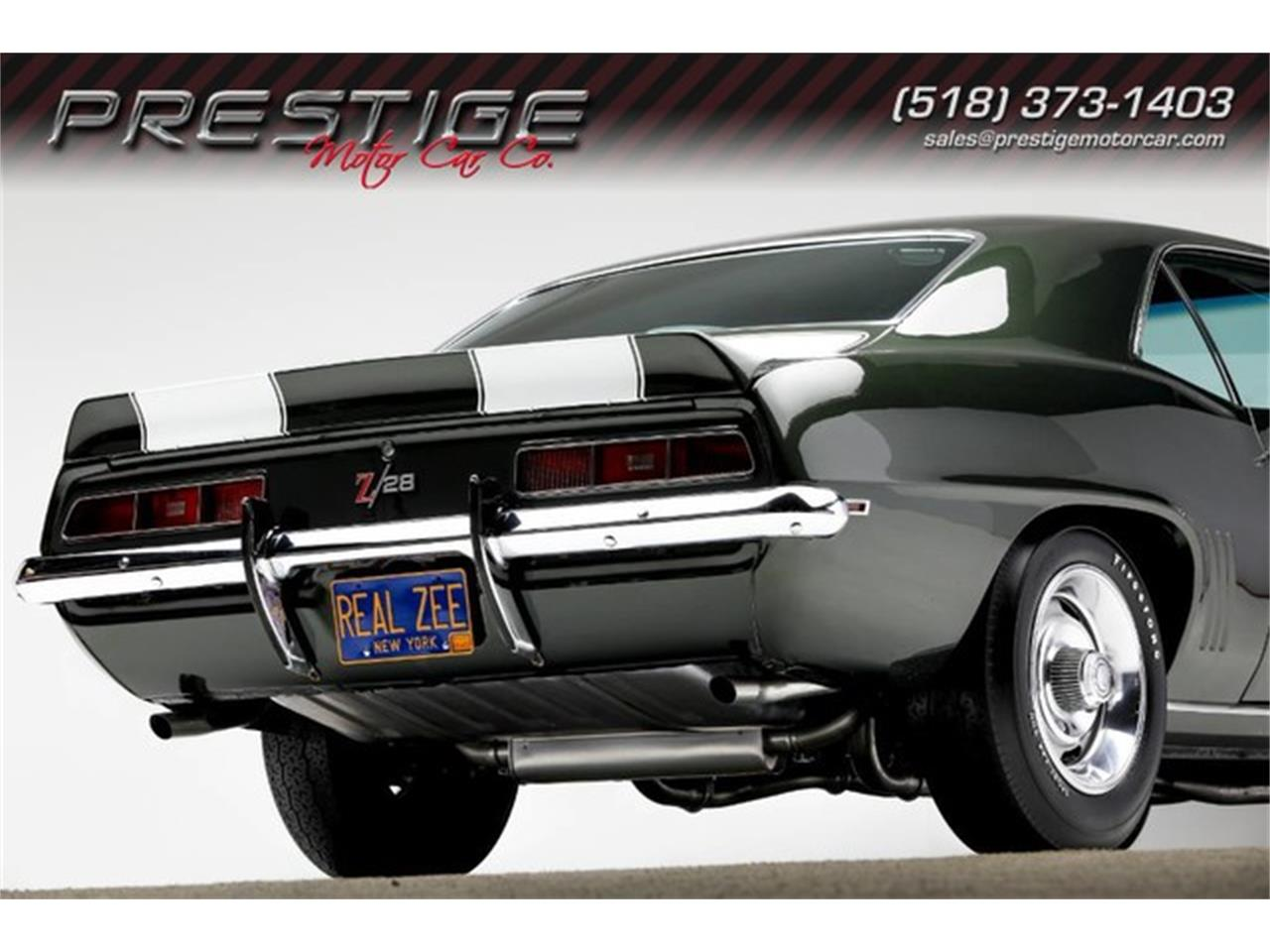 Large Picture of Classic 1969 Chevrolet Camaro - $97,500.00 - LBEX