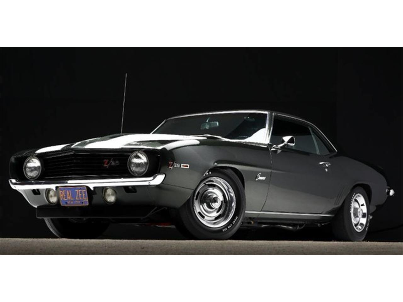 Large Picture of 1969 Chevrolet Camaro located in New York - LBEX