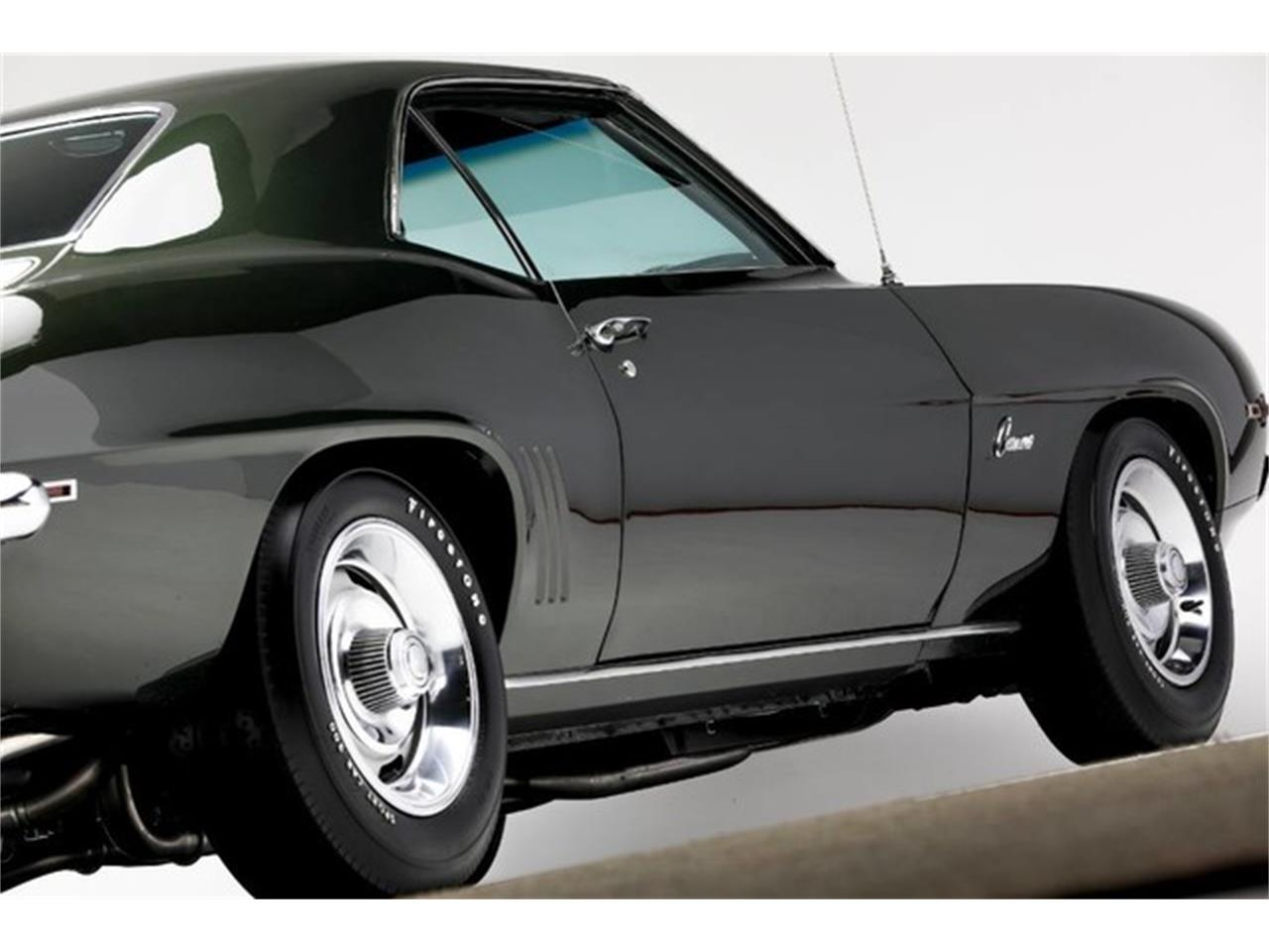Large Picture of '69 Chevrolet Camaro - LBEX