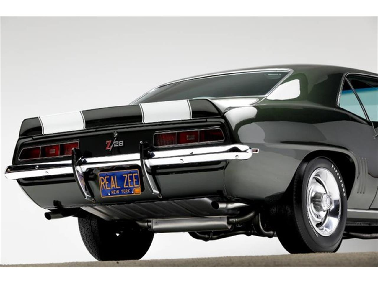 Large Picture of Classic '69 Chevrolet Camaro - $97,500.00 Offered by Prestige Motor Car Co. - LBEX