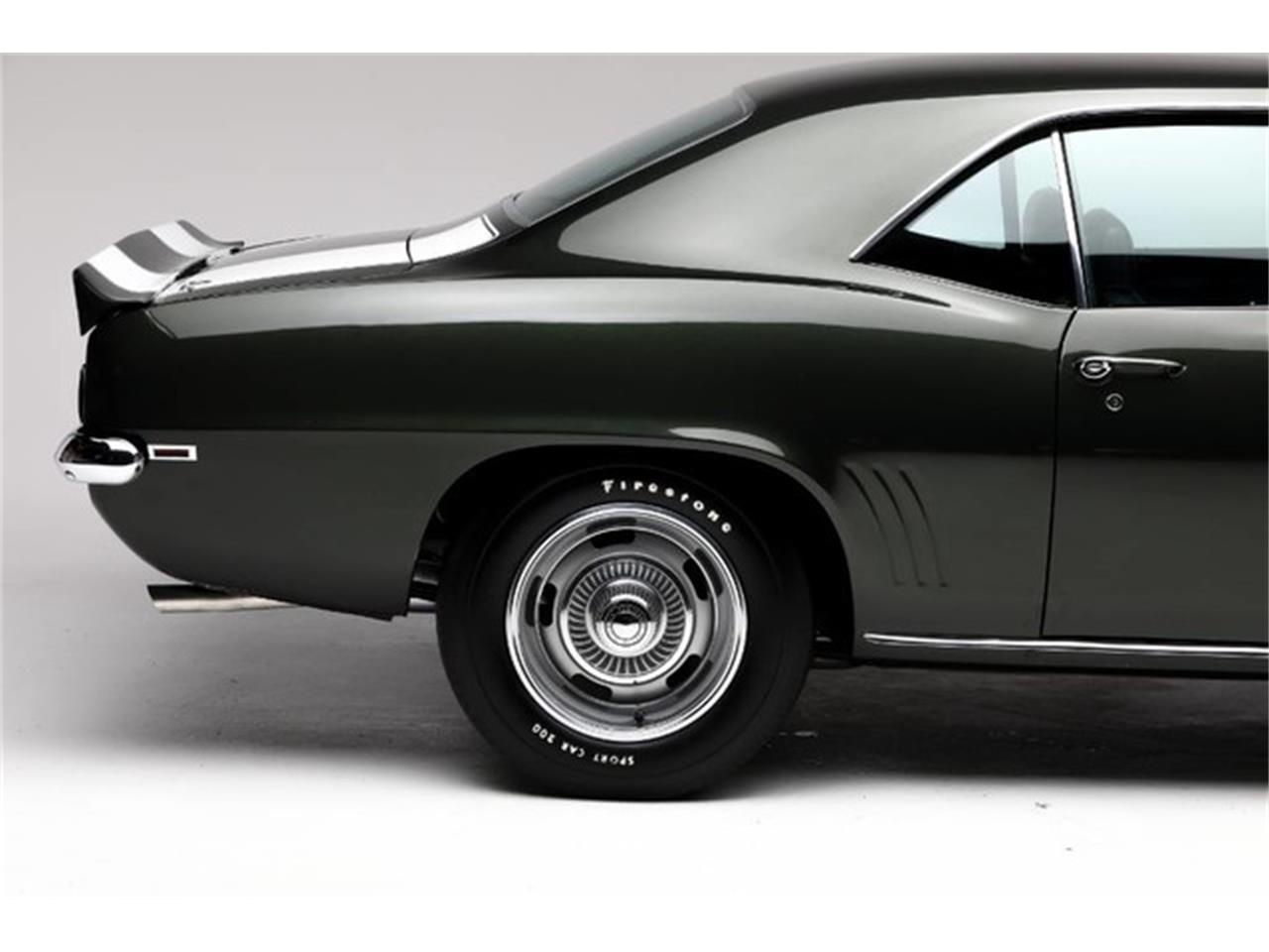 Large Picture of 1969 Chevrolet Camaro located in Clifton Park New York Offered by Prestige Motor Car Co. - LBEX