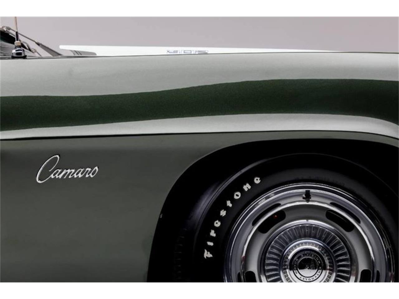 Large Picture of 1969 Chevrolet Camaro located in New York Offered by Prestige Motor Car Co. - LBEX
