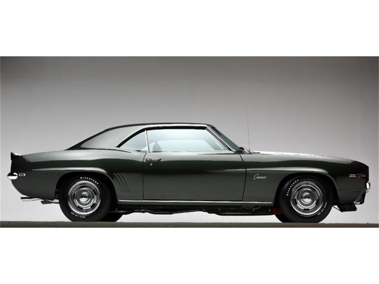 Large Picture of '69 Camaro located in New York - $97,500.00 Offered by Prestige Motor Car Co. - LBEX