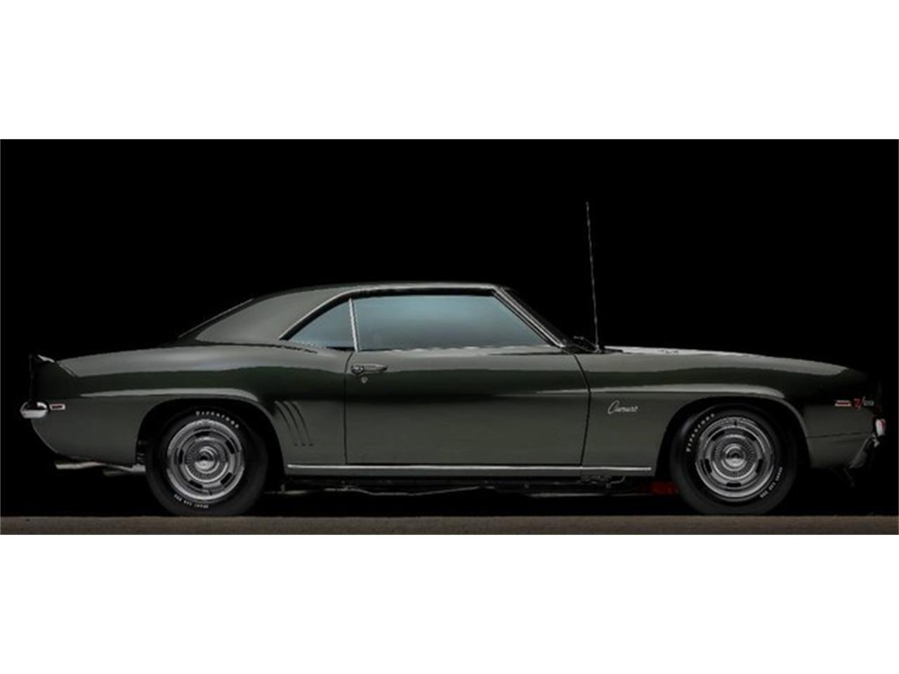 Large Picture of 1969 Chevrolet Camaro located in Clifton Park New York - $97,500.00 Offered by Prestige Motor Car Co. - LBEX