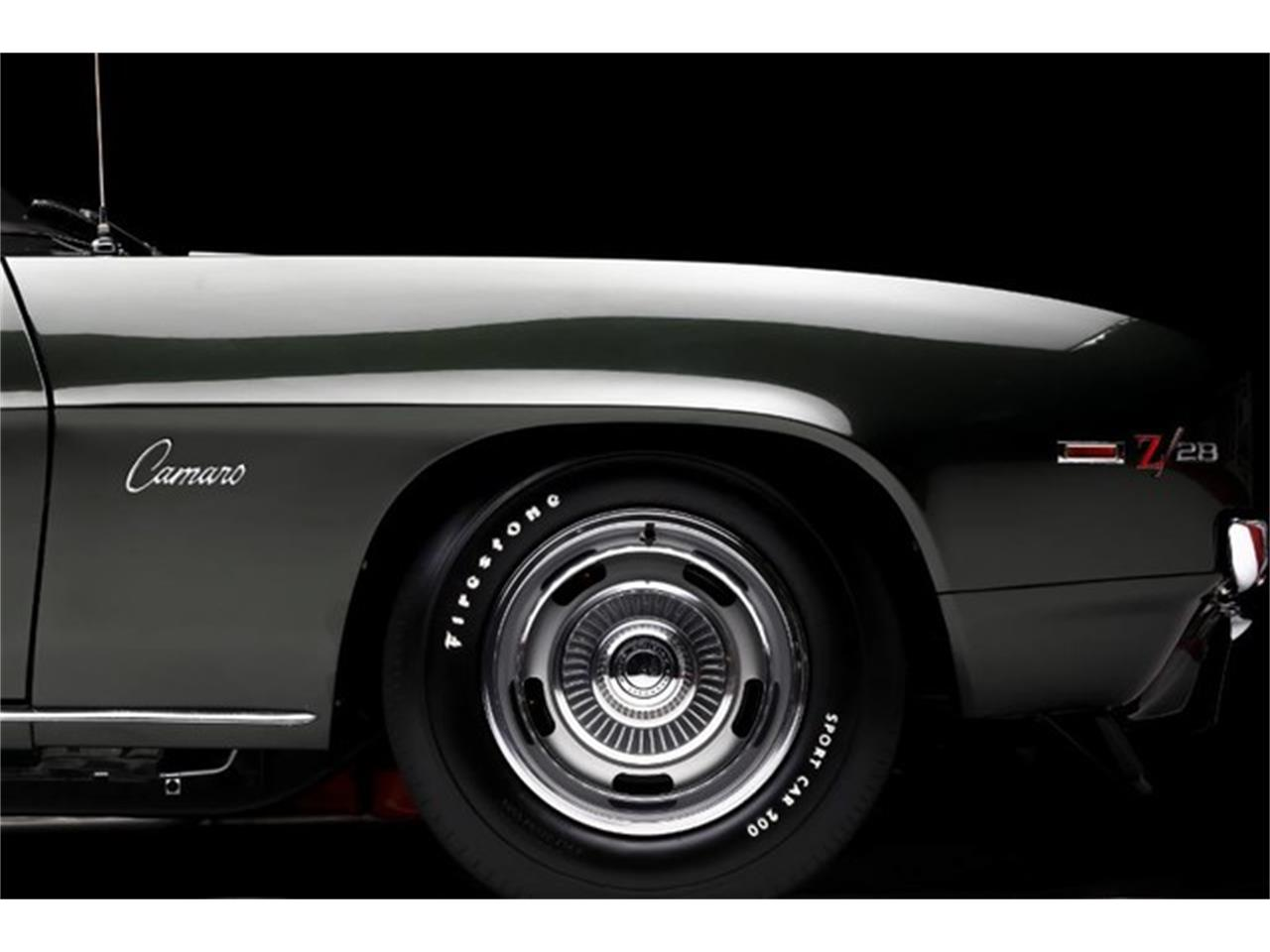 Large Picture of '69 Chevrolet Camaro - $97,500.00 Offered by Prestige Motor Car Co. - LBEX