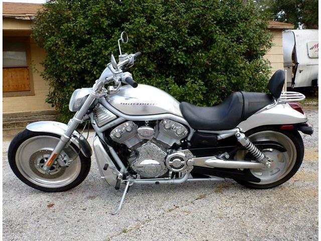 2002 Harley-Davidson Motorcycle