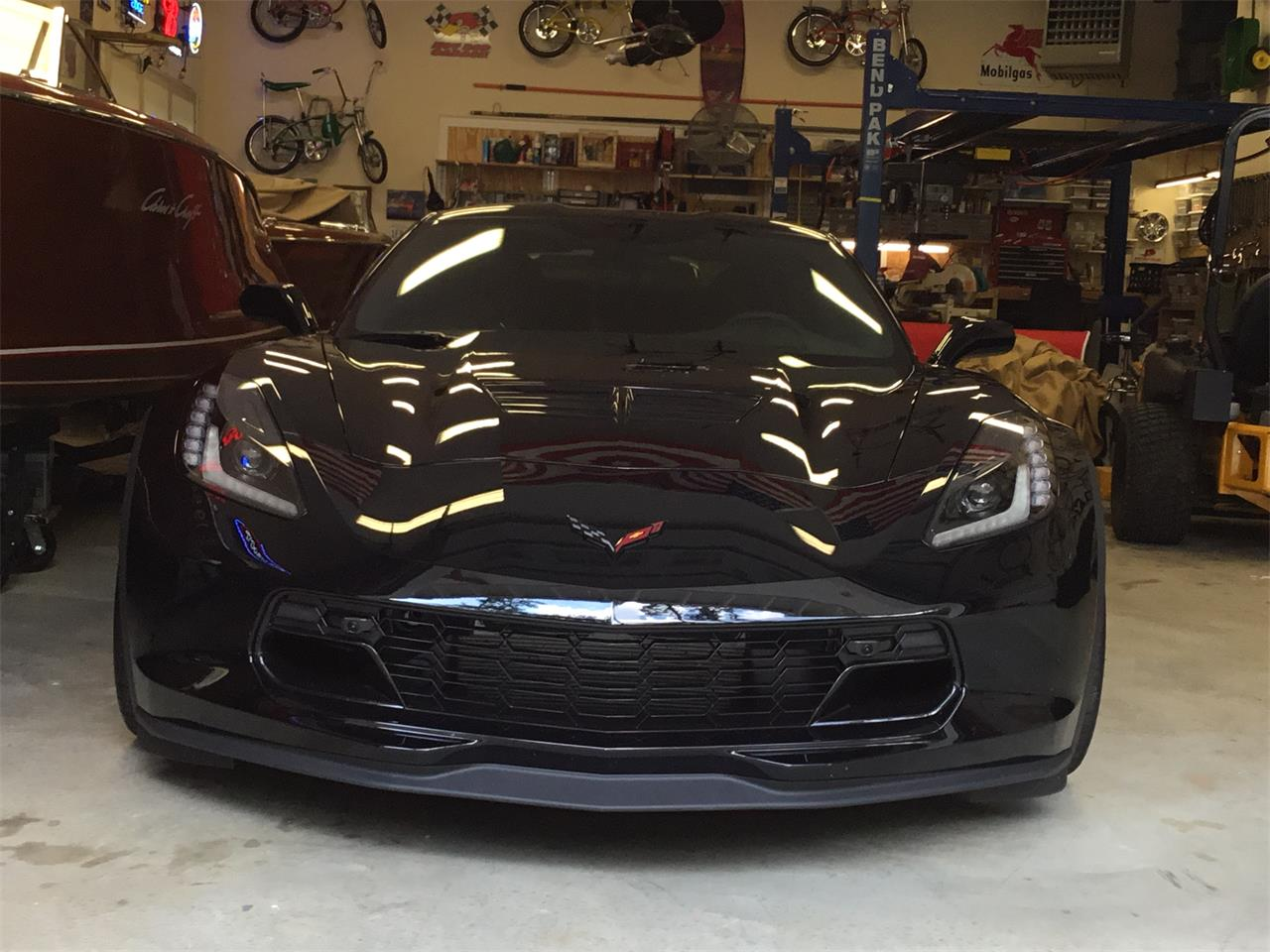 Large Picture of '16 Chevrolet Corvette located in Raleigh North Carolina Offered by a Private Seller - LBG7