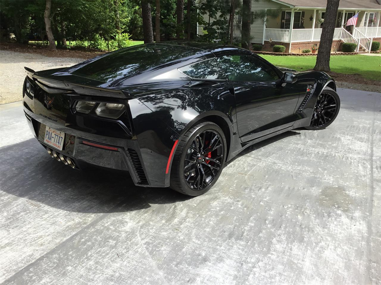 Large Picture of 2016 Corvette located in North Carolina - LBG7