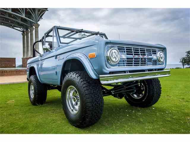 Picture of '74 Bronco - LBGL