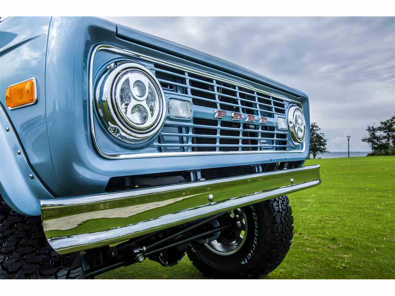 Large Picture of '74 Bronco - LBGL