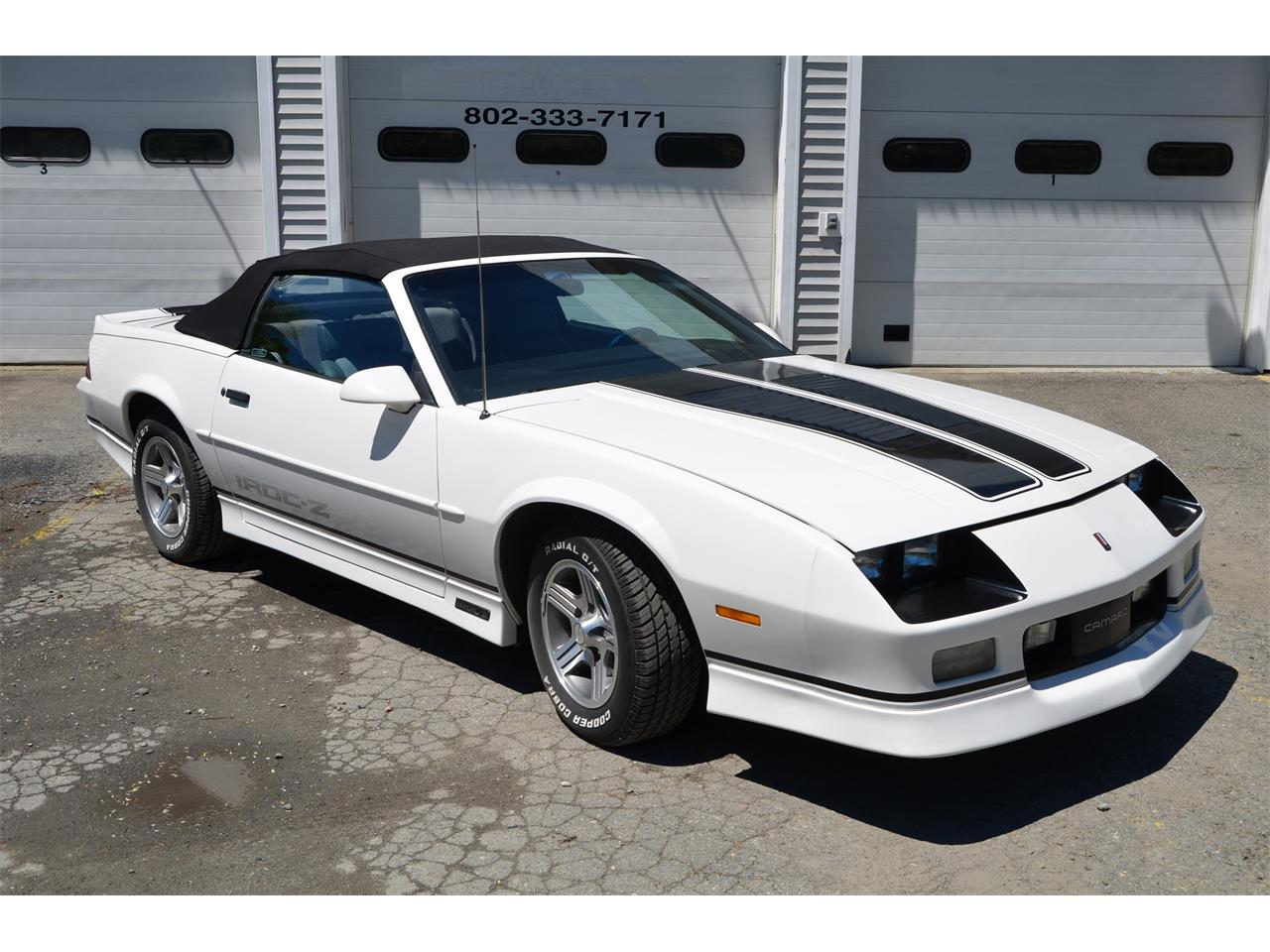 Large Picture of 1989 Camaro IROC-Z located in North Thetford Vermont - $14,000.00 - LBGQ