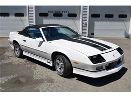 Picture of '89 Camaro IROC-Z located in Vermont - $14,000.00 - LBGQ