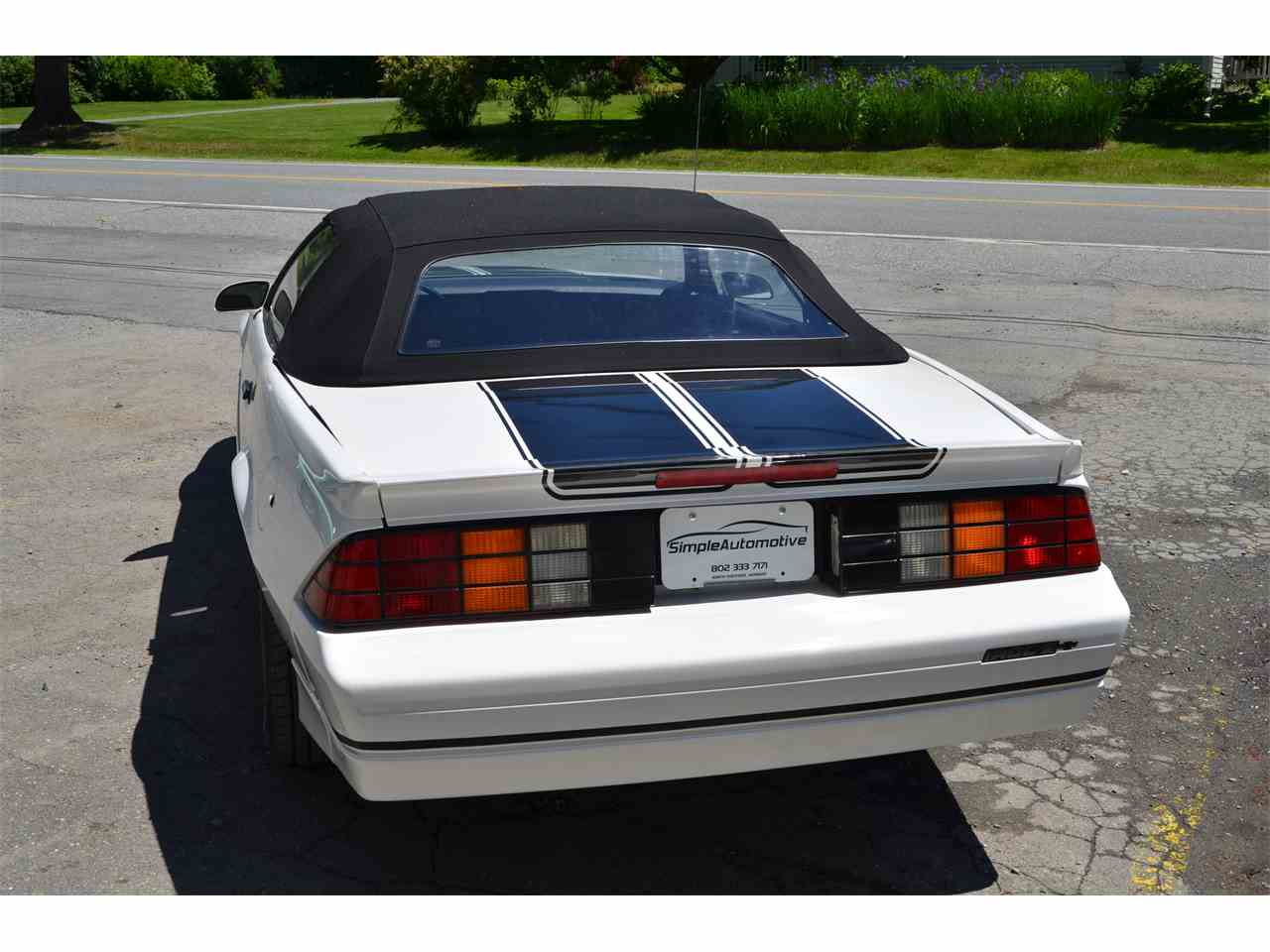 Large Picture of 1989 Chevrolet Camaro IROC-Z - $14,000.00 - LBGQ