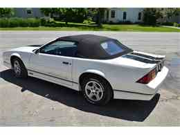 Picture of 1989 Chevrolet Camaro IROC-Z located in Vermont - $14,000.00 Offered by a Private Seller - LBGQ