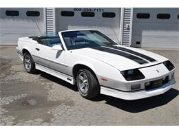 Picture of 1989 Chevrolet Camaro IROC-Z - $14,000.00 Offered by a Private Seller - LBGQ