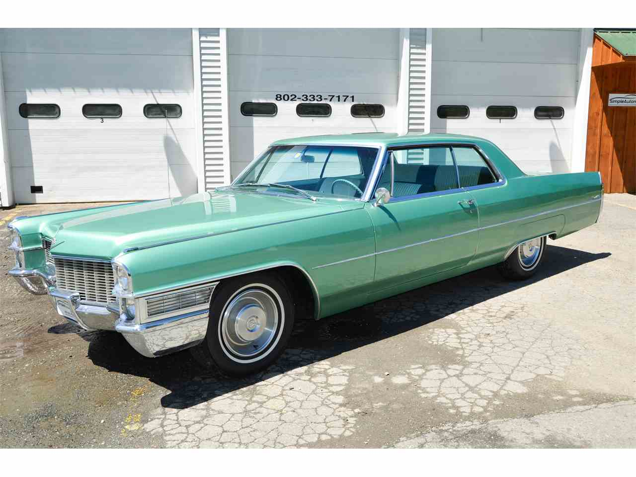 1965 Cadillac Coupe DeVille for Sale | ClicCars.com | CC-994639
