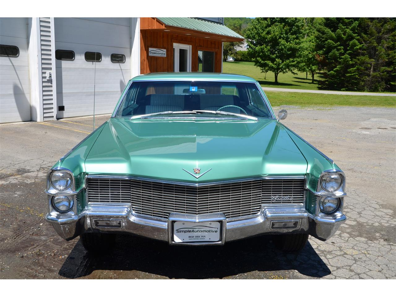 Large Picture of '65 Coupe DeVille - LBGV