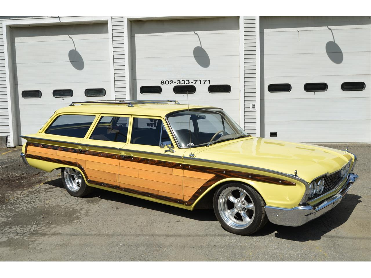 1960 Ford Country Squire For Sale Cc 994641 Radio Wiring Large Picture Of 60 Lbgx