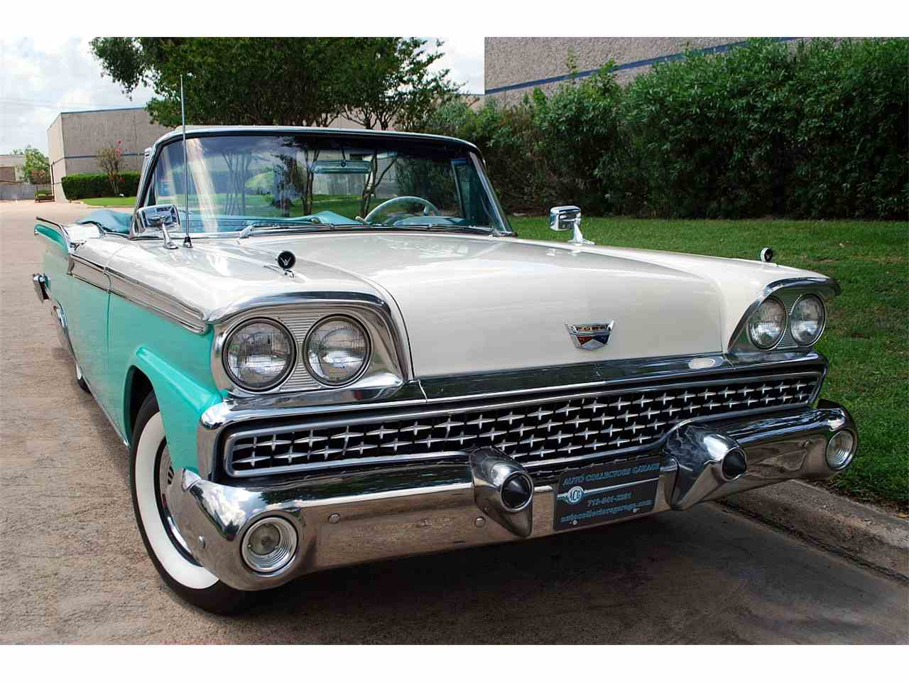 Large Picture of '59 Galaxie located in Texas - $39,999.00 Offered by Auto Collectors Garage - LBGZ