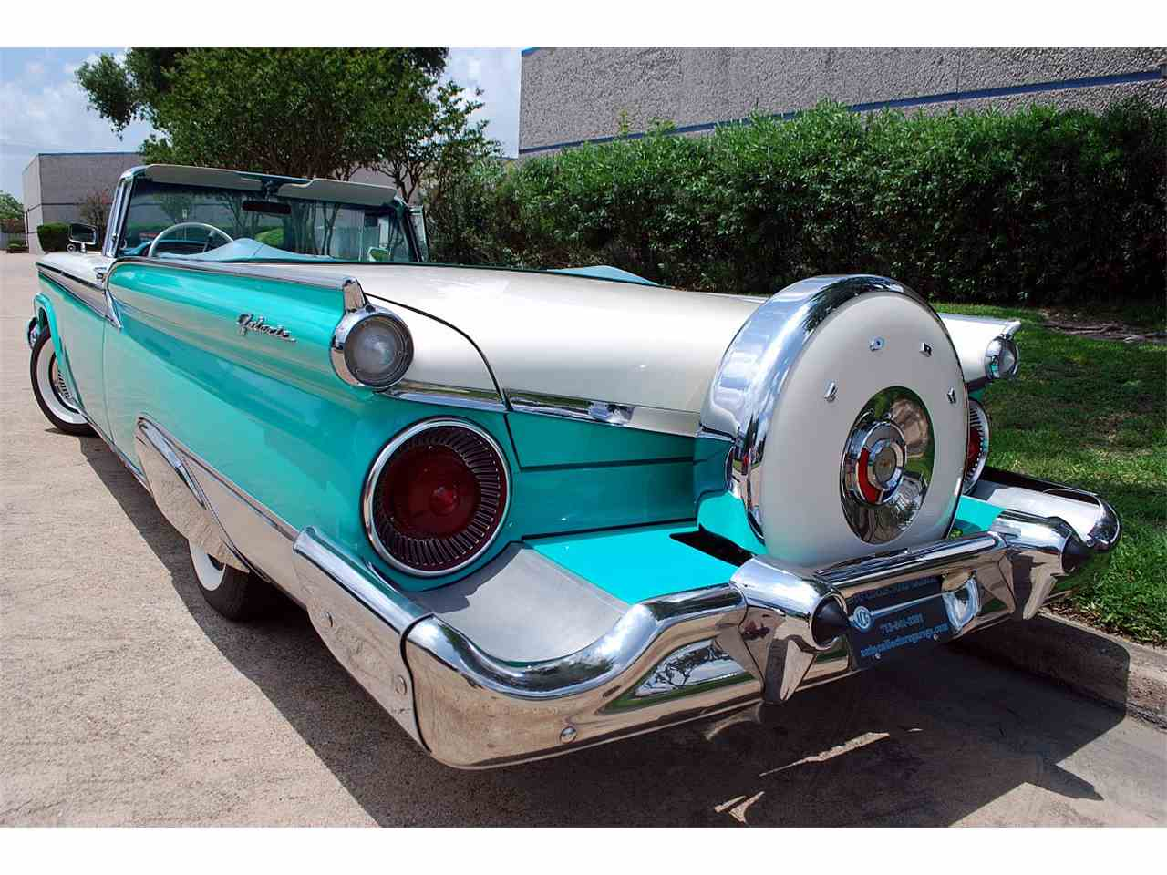 Large Picture of Classic 1959 Galaxie located in Texas - LBGZ