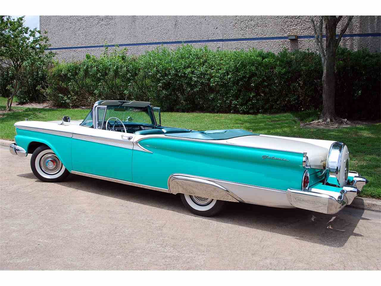 Large Picture of '59 Galaxie located in Texas Offered by Auto Collectors Garage - LBGZ