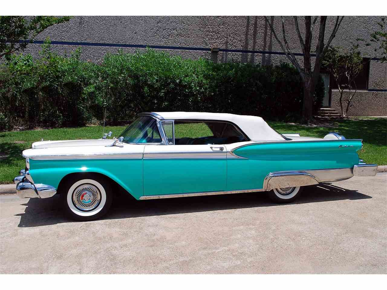Large Picture of Classic 1959 Galaxie located in Houston Texas Offered by Auto Collectors Garage - LBGZ