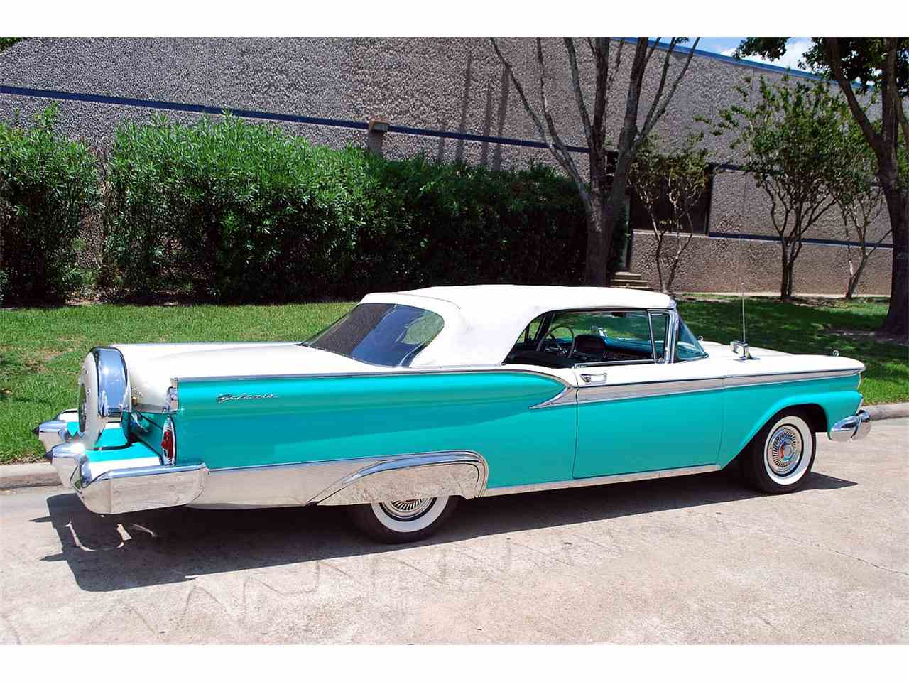 Large Picture of Classic 1959 Galaxie Offered by Auto Collectors Garage - LBGZ