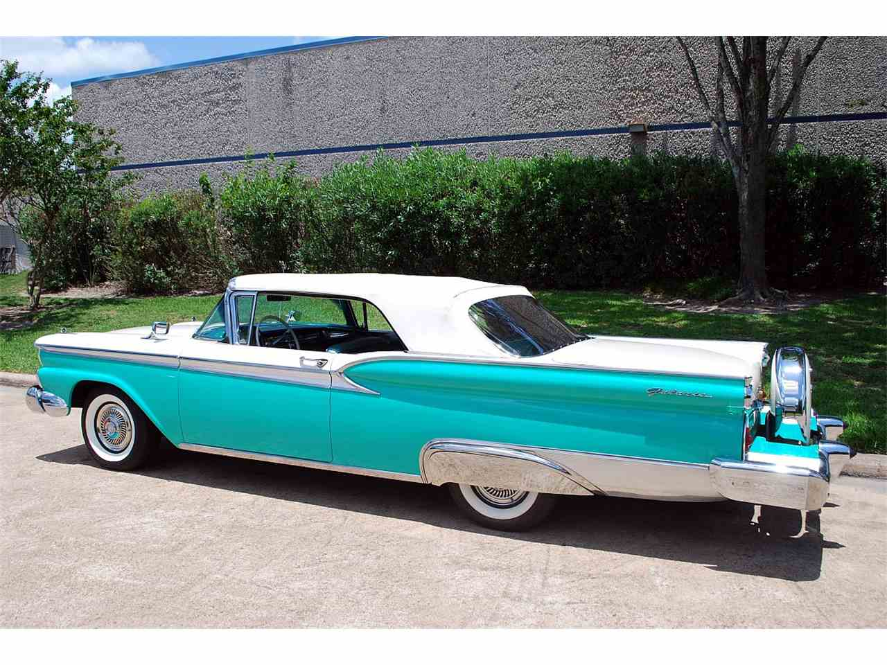Large Picture of 1959 Galaxie located in Houston Texas - $39,999.00 - LBGZ
