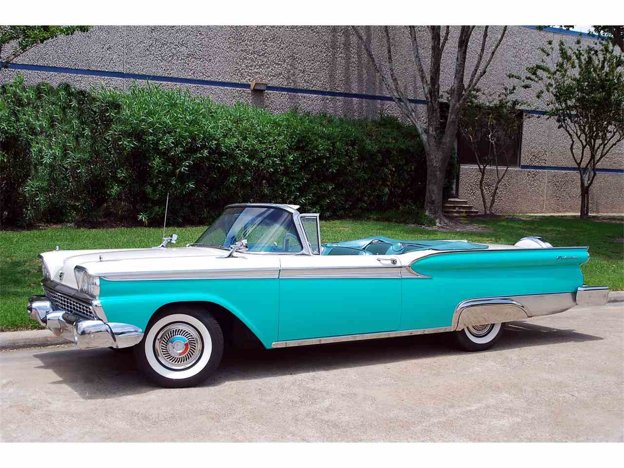 Large Picture of '59 Ford Galaxie located in Texas - $39,999.00 - LBGZ