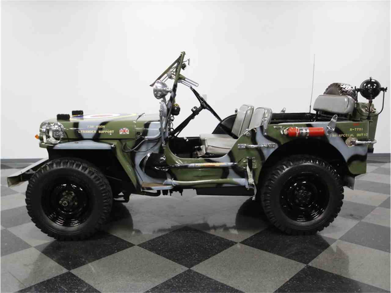 Jeep mb jeep : 1945 Willys MB Military Jeep for Sale | ClassicCars.com | CC-990465