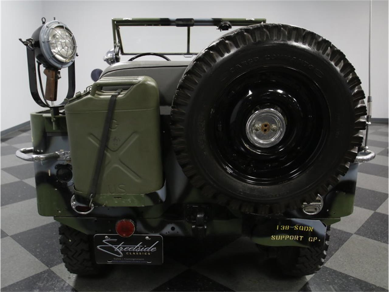Large Picture of '45 MB Military Jeep - L88X