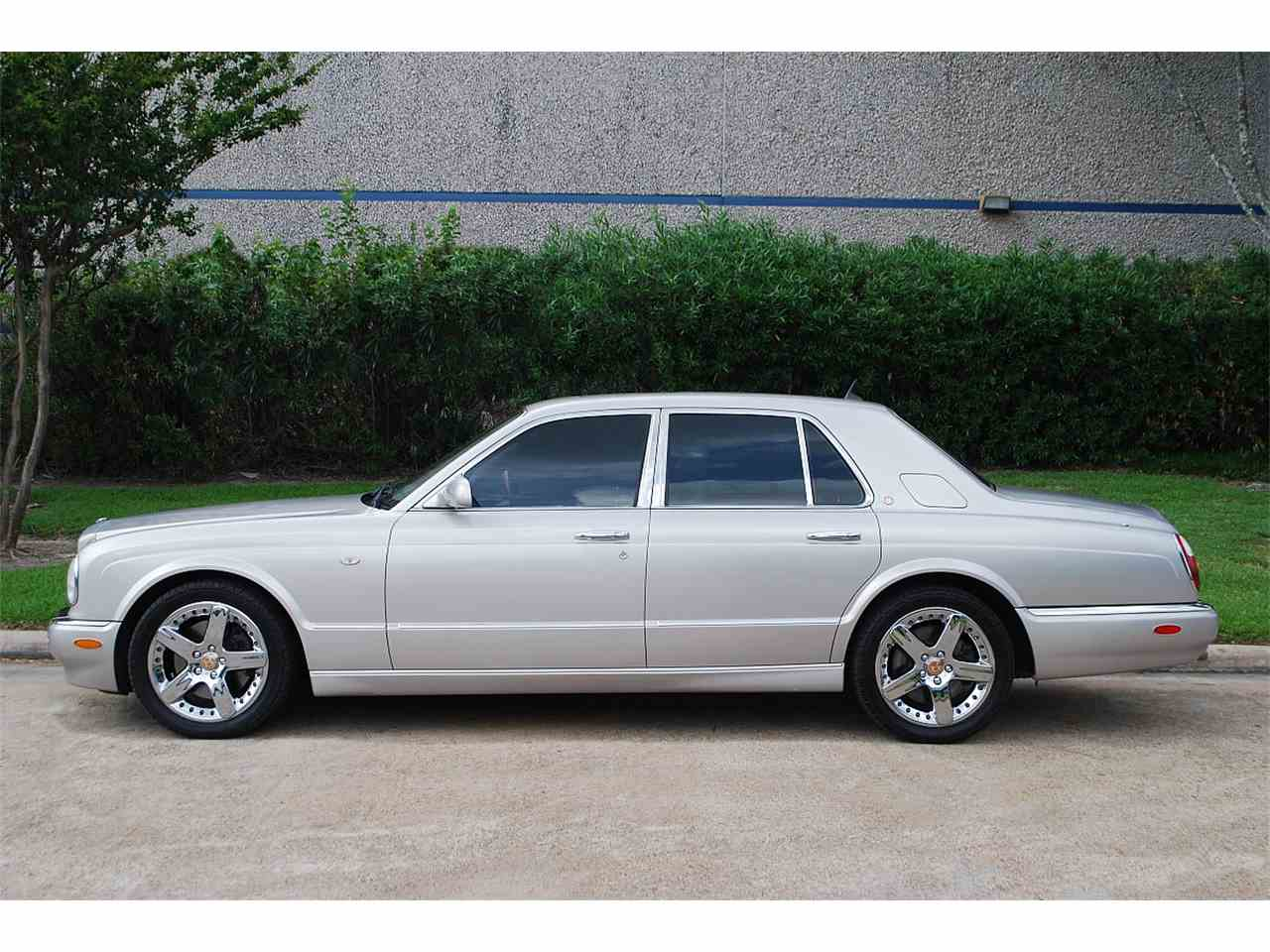 Large Picture of '03 Arnage - LBH6