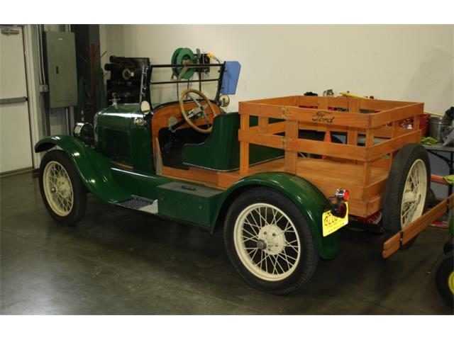 Picture of '27 Model T - LBHA