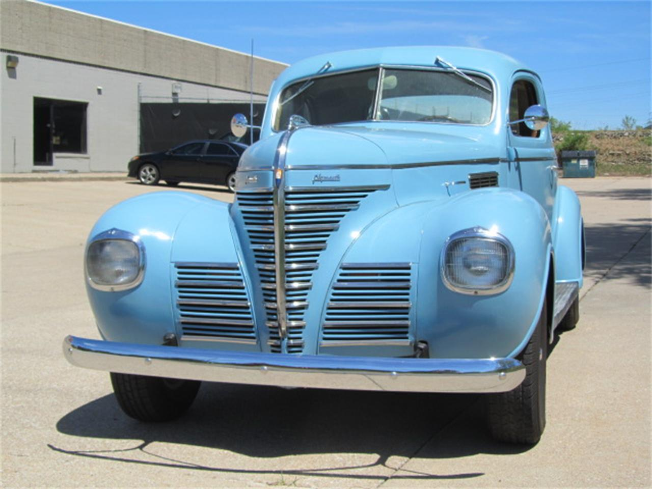 Large Picture of Classic 1939 Plymouth 2-Dr Coupe - LBHC