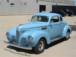 Picture of 1939 Plymouth 2-Dr Coupe located in Omaha Nebraska - $19,900.00 Offered by Classic Auto Sales - LBHC