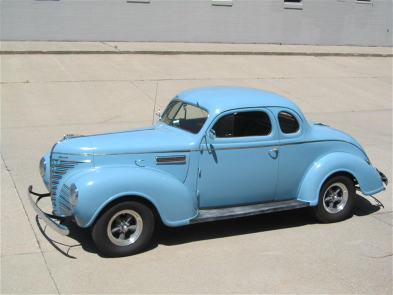 Large Picture of 1939 Plymouth 2-Dr Coupe located in Omaha Nebraska - $19,900.00 Offered by Classic Auto Sales - LBHC
