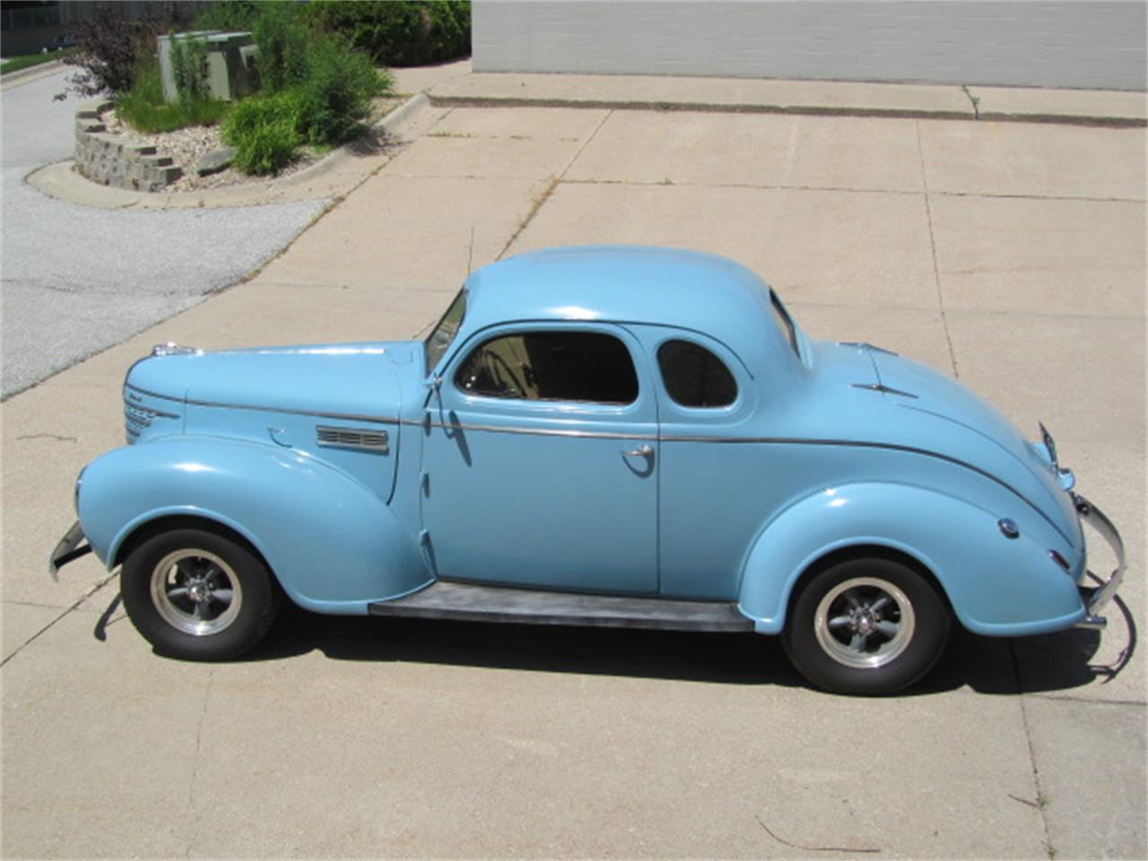 Large Picture of '39 Plymouth 2-Dr Coupe located in Nebraska - $19,900.00 Offered by Classic Auto Sales - LBHC