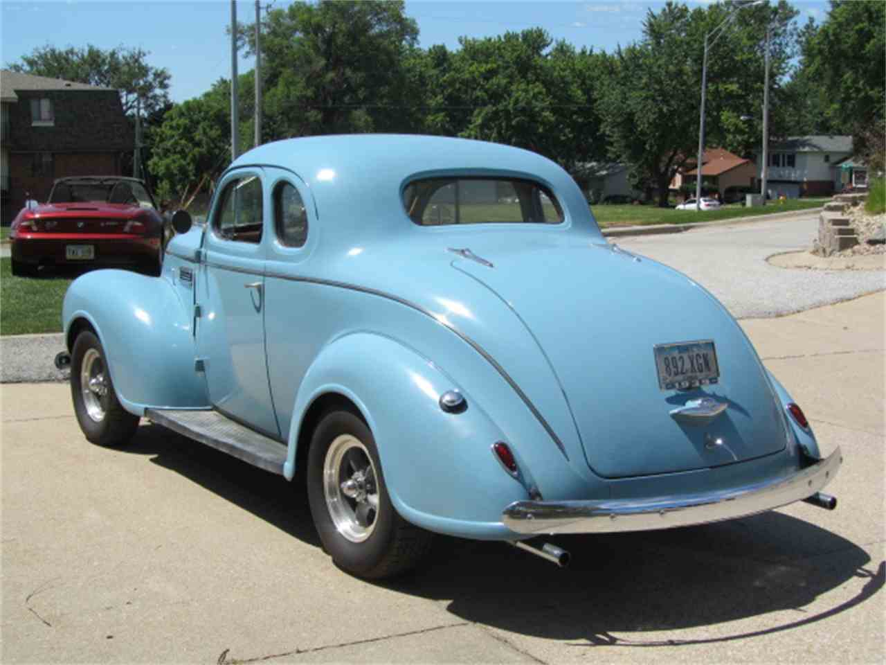 Large Picture of '39 2-Dr Coupe - LBHC