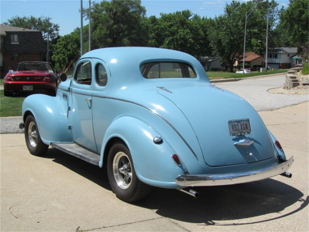 Large Picture of 1939 Plymouth 2-Dr Coupe located in Omaha Nebraska - $19,900.00 - LBHC