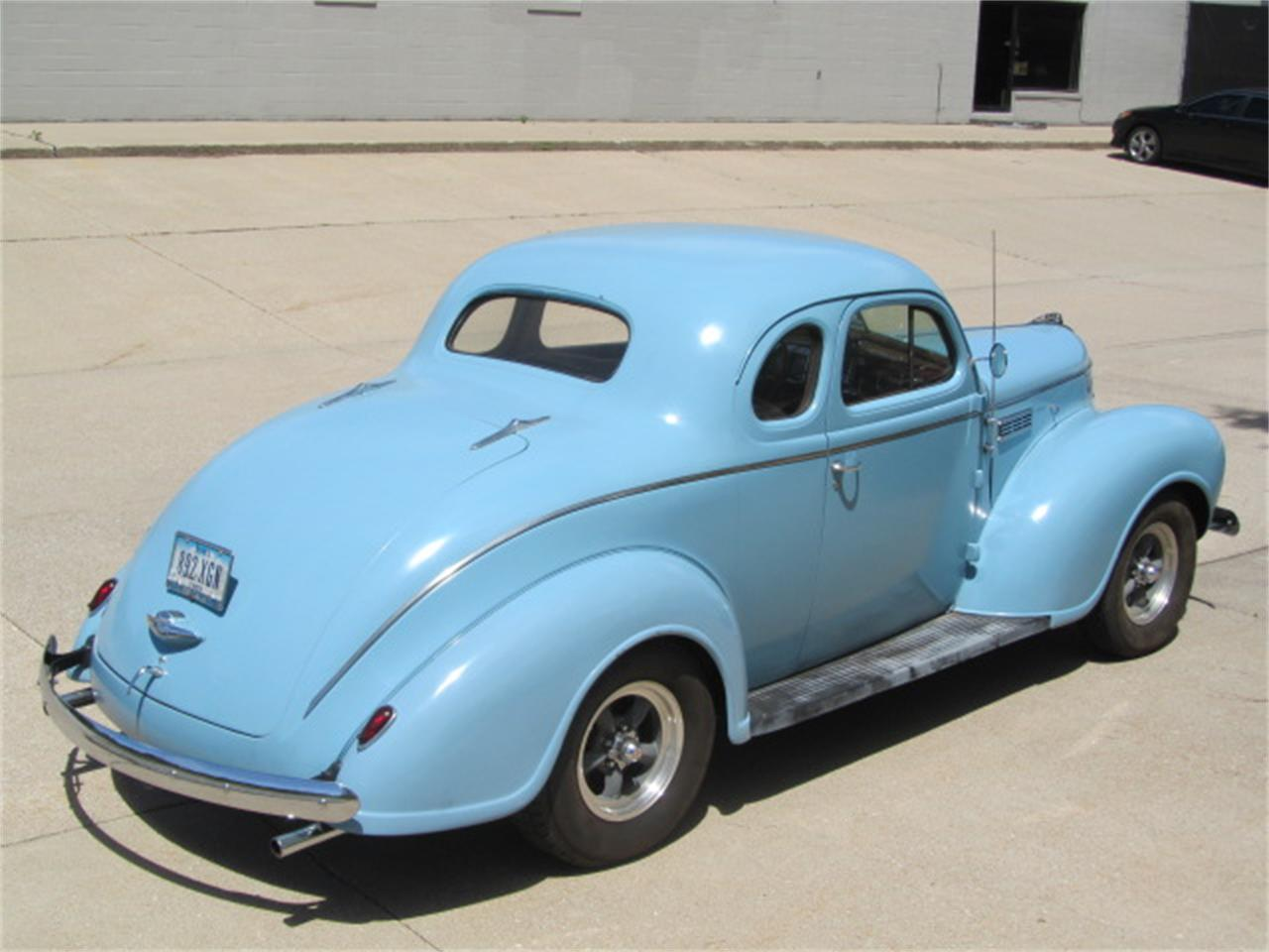 Large Picture of '39 Plymouth 2-Dr Coupe - $19,900.00 - LBHC