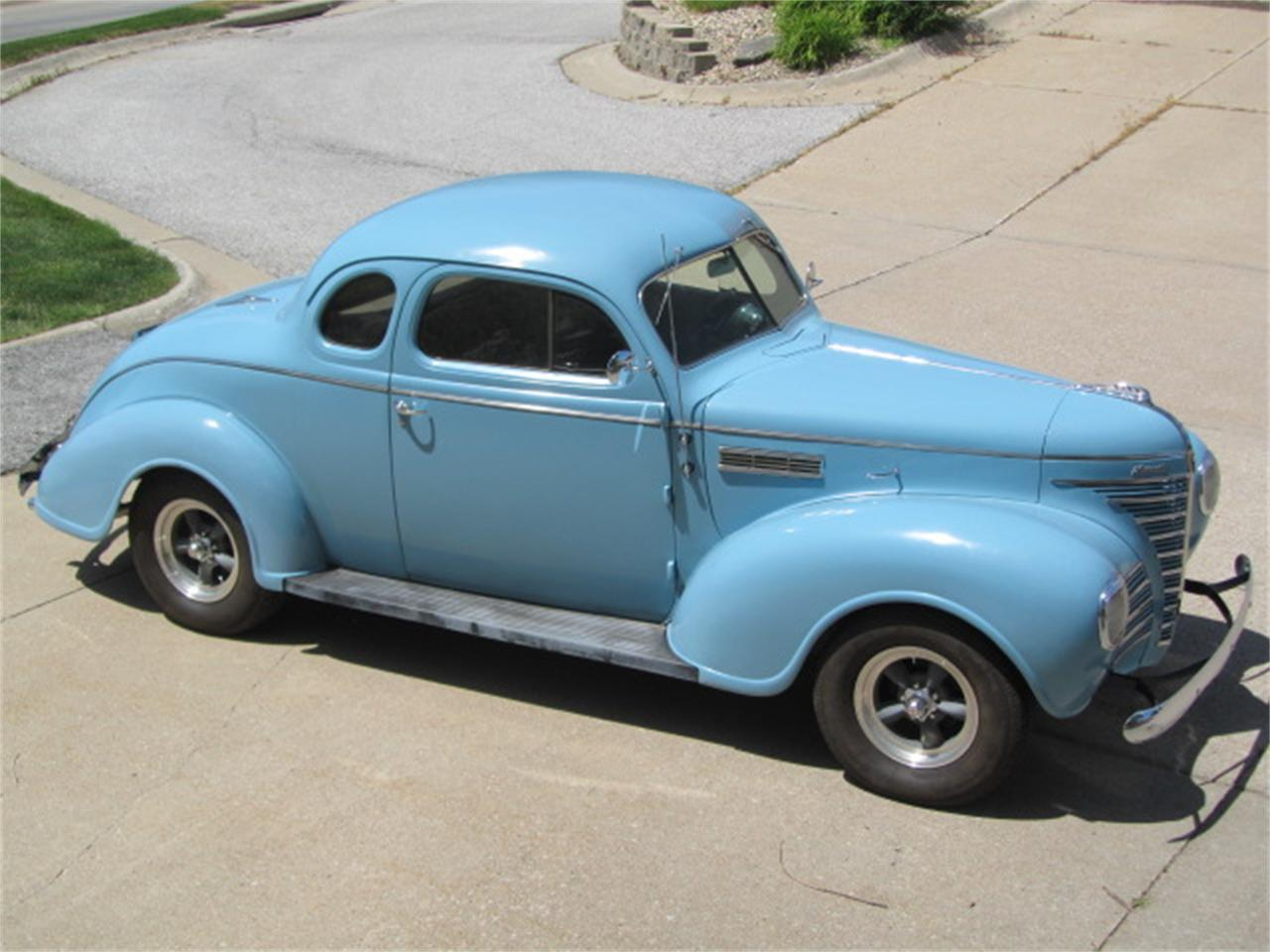Large Picture of '39 Plymouth 2-Dr Coupe located in Omaha Nebraska - $19,900.00 - LBHC