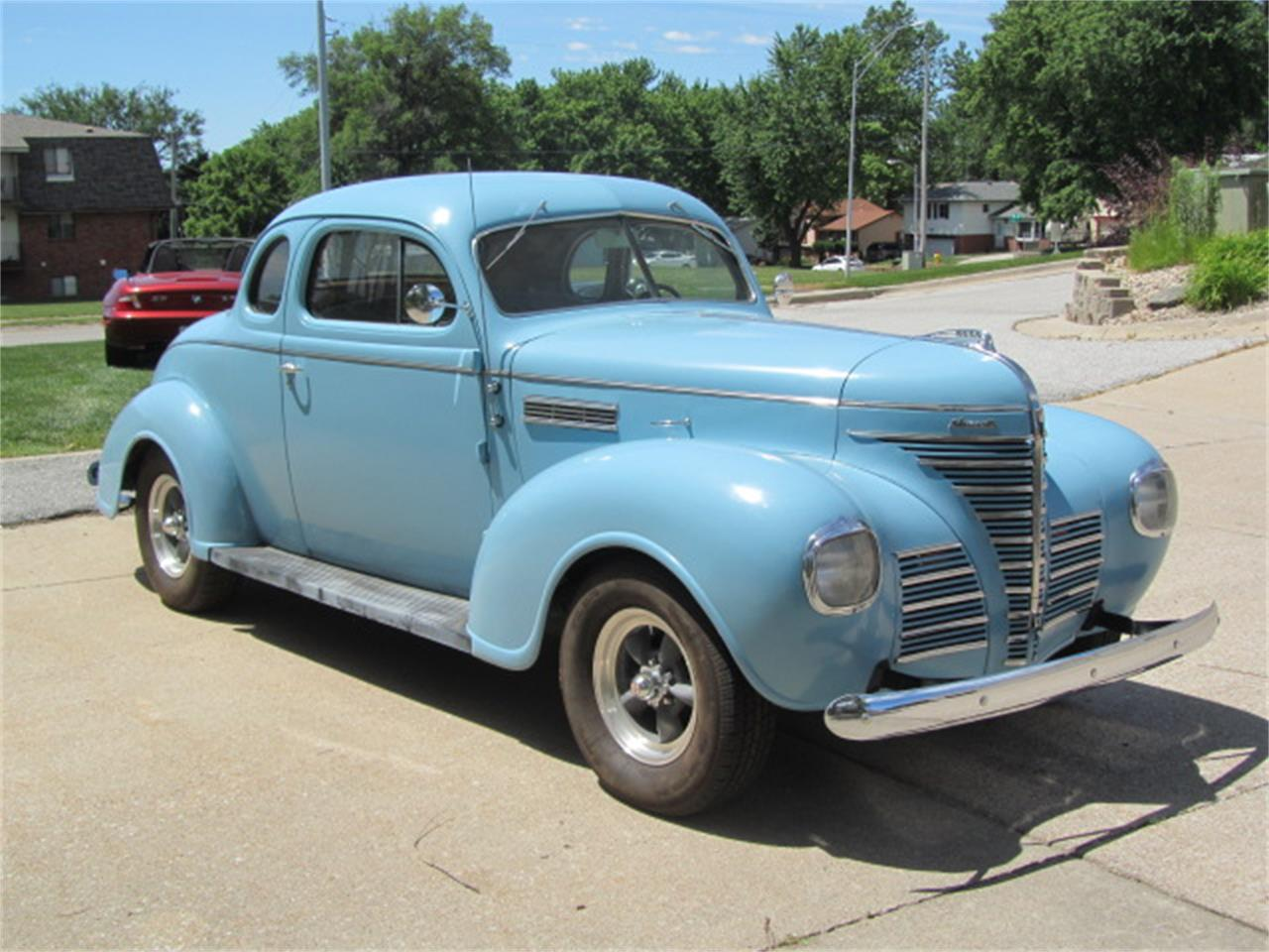 Large Picture of Classic 1939 Plymouth 2-Dr Coupe - $19,900.00 Offered by Classic Auto Sales - LBHC