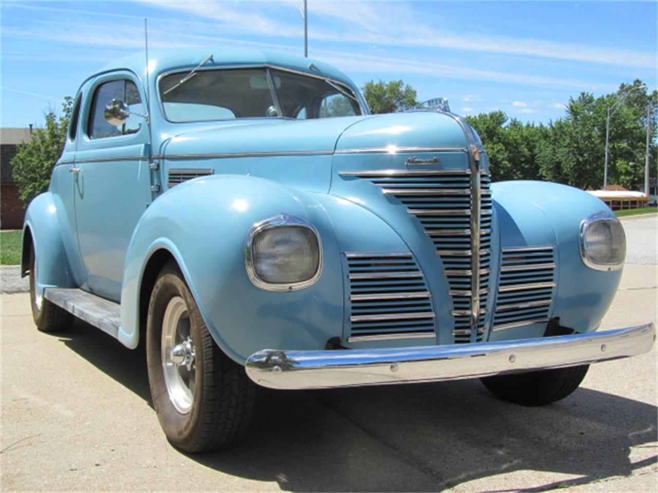 Large Picture of '39 2-Dr Coupe located in Omaha Nebraska Offered by Classic Auto Sales - LBHC
