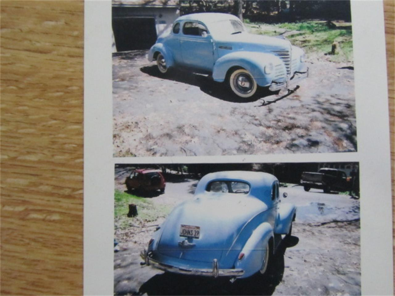 Large Picture of 1939 Plymouth 2-Dr Coupe located in Omaha Nebraska Offered by Classic Auto Sales - LBHC